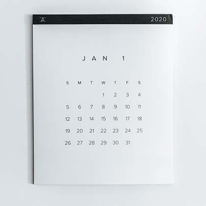 Plan in advance use a checklist
